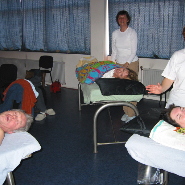 Beroepsopleiding Ontspanningsmassage Therapeut